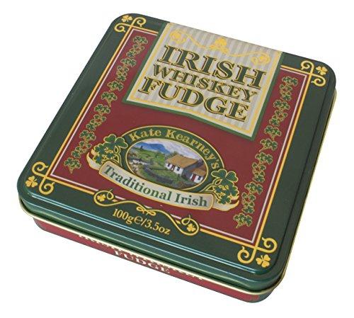 A Gift from Ireland Kate Kearney's Irish Whiskey Fudge in Tin 100g