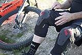 G-Form E-Line Knee Pads, Black, Adult XL