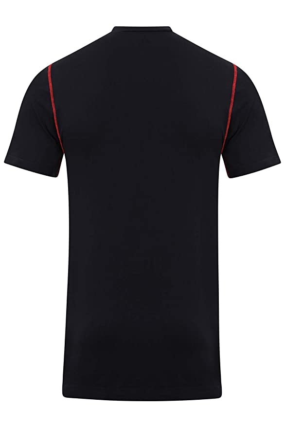 Sundried Deportes Camiseta Primera Biodegradable Hombres del Mundo ...