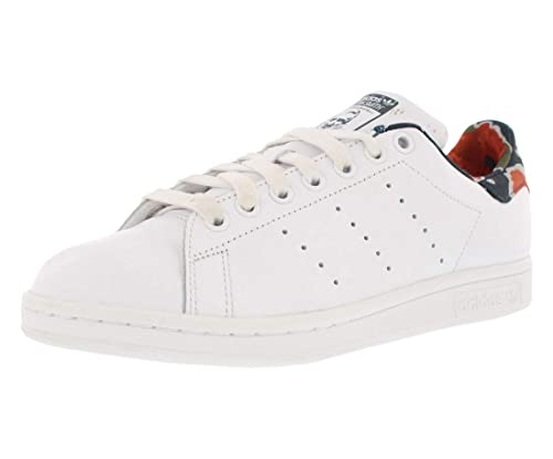 cheap for discount 737d4 0f176 Amazon.com | adidas Stan Smith Athletic Women's Shoes Size ...
