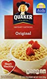 Quaker Instant Oatmeal Regular, 12 ct, 11.8 oz