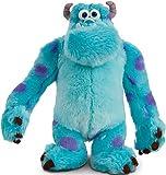 "13"" Disney Blue Sulley Pixar Monsters Inc University Stuff Deluxe Kid Plush Toy"