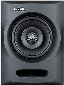 "Fluid Audio FX50 : 5"" Single Point Source Coax Reference Monitor, Bi-Amplified 90w 49Hz - 22kHz (+/-3db)"