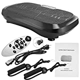 Ancheer Fitness Whole Body Vibration Platform Exercise Workout Vibrating Plate Machine