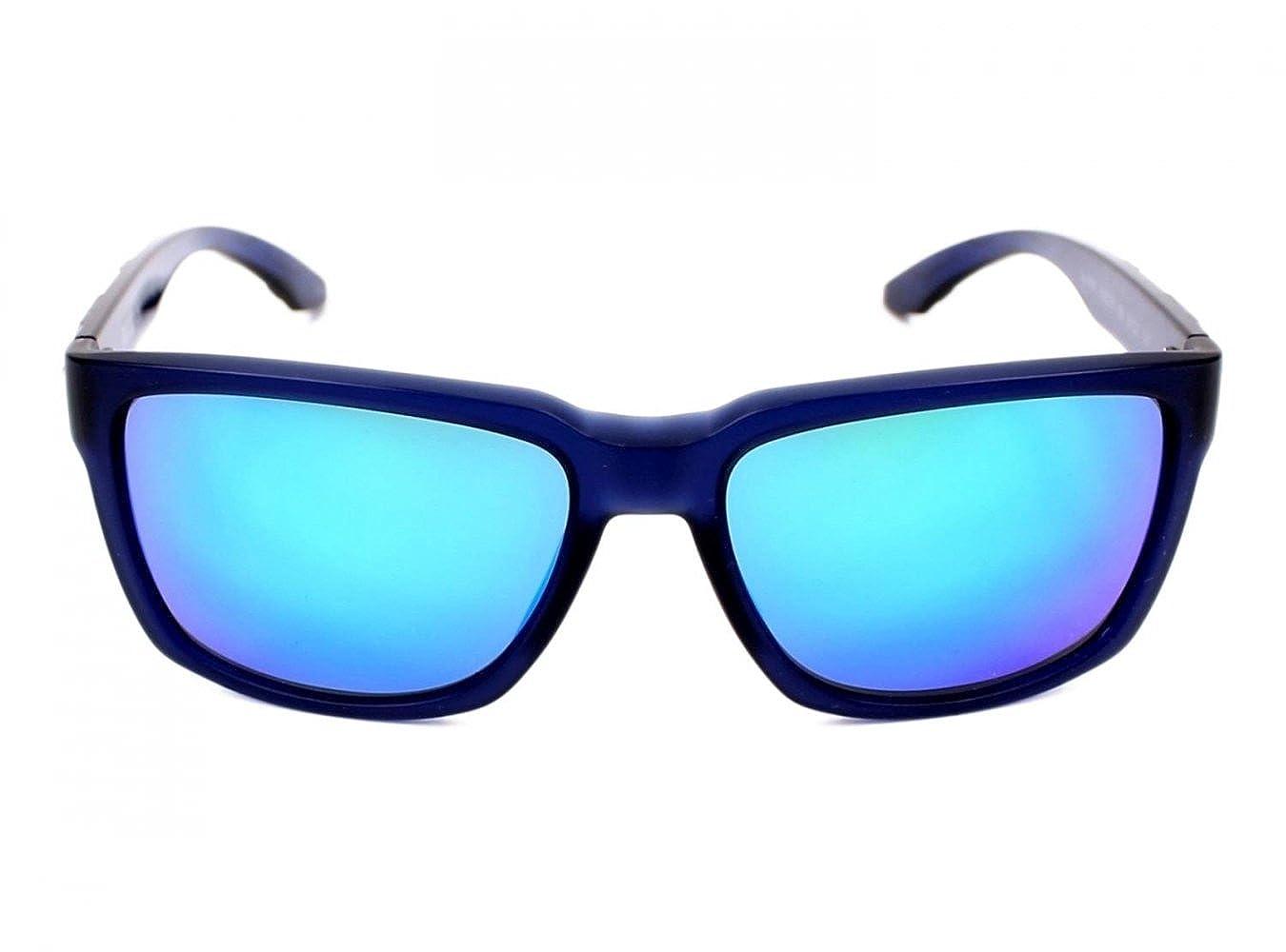 Amazon.com: anteojos de sol Puma pu0037s-005 Azul/Verde/Azul ...