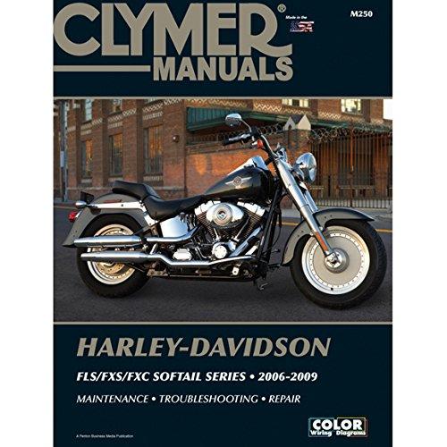 Generic Harley-Davidson Softail FLS/FXS/FXC Models (2006-2009) 2007 Harley Davidson Models
