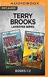 Terry Brooks Landover Series: Books 1-2: Magic Kingdom for Sale - Sold! & The Black Unicorn