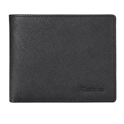 8624b94acea4 12 Best Leather Bifold Men's Wallets 2019 – Reviews & Ratings