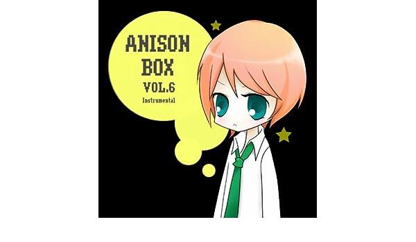 Anison Box, Vol. 6 (Instrumental) de Anime Project en Amazon ...