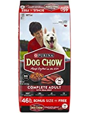 Purina Dog Chow Complete With Real Beef Adult Dry Dog Food