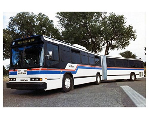 1988-neoplan-an460-samtrans-articulated-bus-photo-poster