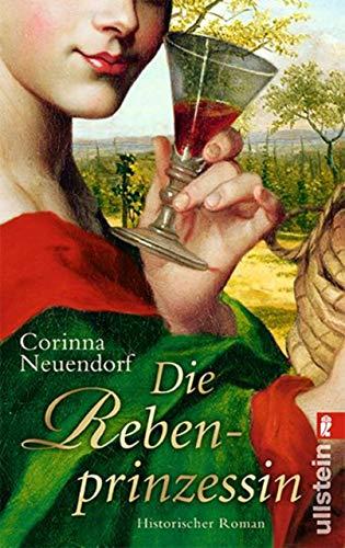 Die Rebenprinzessin: Historischer Roman (German Edition) (Herren-kreis)