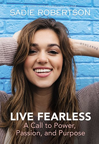 affordable Live Fearless: A Call to Power, Passion, and Purpose