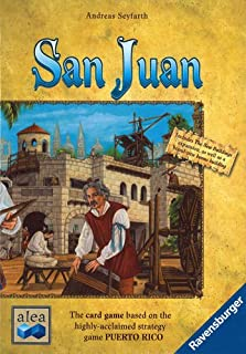 Rio Grande Games San Juan (B0006HCA82) | Amazon price tracker / tracking, Amazon price history charts, Amazon price watches, Amazon price drop alerts