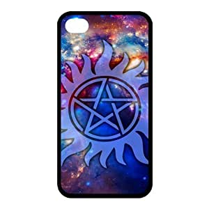 High Quality absorbed Customizable Durable Rubber To Material Supernatural ingested Quotes iPhone 6 4.7 Back and Cover Case