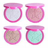 JEFFREE STAR SKIN FROST BUNDLE ALL 4 highlighters