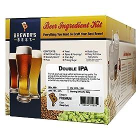 Brewer's Best Double IPA Beer Ingredient Kit