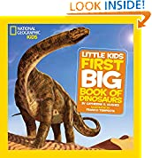 #2: National Geographic Little Kids First Big Book of Dinosaurs (National Geographic Little Kids First Big Books)