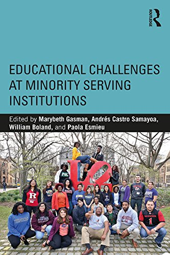 Search : Educational Challenges at Minority Serving Institutions
