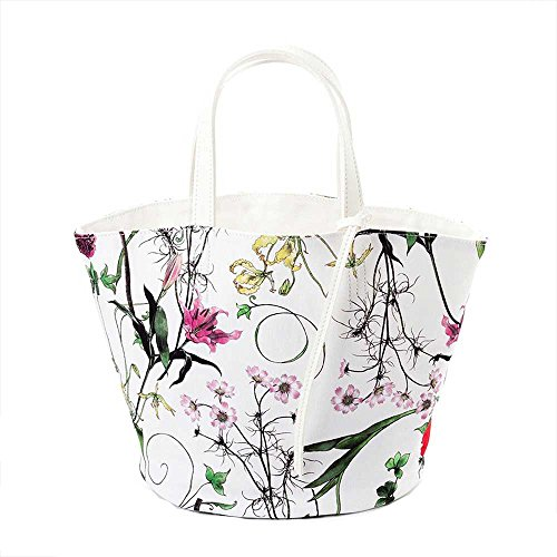 Reversible Botanical Innocence large Bag Marche UfncWP6Xn