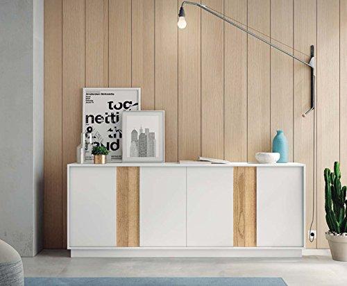 Sideboard skandinavisches Design : Kollektion MORITZ 195 Hoch ...