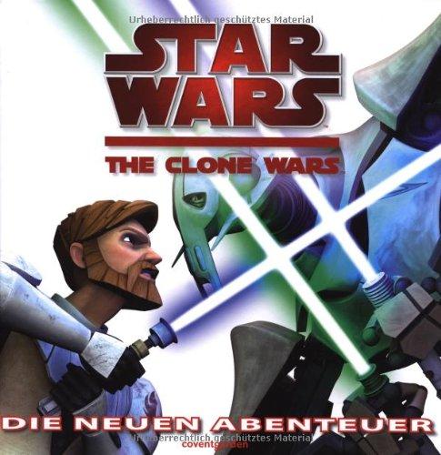 Star Wars - The Clone Wars: Die neuen Abenteuer by Coventgarden Verlag