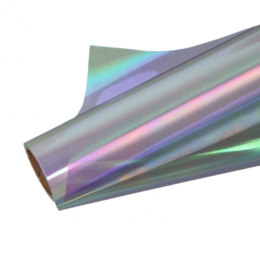 Dimensioni : 57 * 1000CM 57 cm * 10 m Fei-1 Wrapper colorato Involucro di Regalo di Compleanno Regalo di Compleanno di Carta Avvolto Bouquet colorato di cellophane