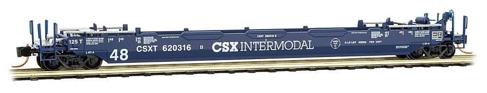 CSX 70 'ハスキースタックWell車 B079Q7XT6H