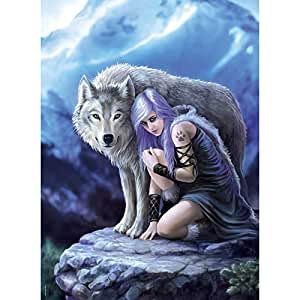 Clementoni anne Stokes Protector Puzzle - 6 Years and above