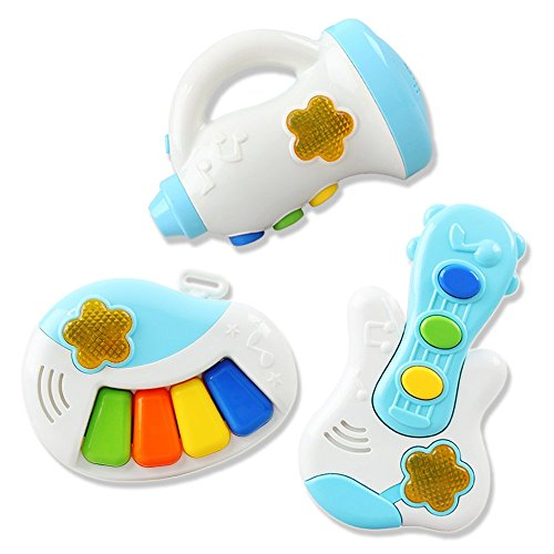 Litzpy Baby's Learning Toys Set Electrical Musical Instru...