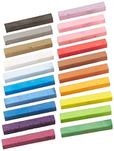 Quality Artists Square Pastels - 8