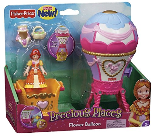 Fisher-Price Precious Places Flower Balloon