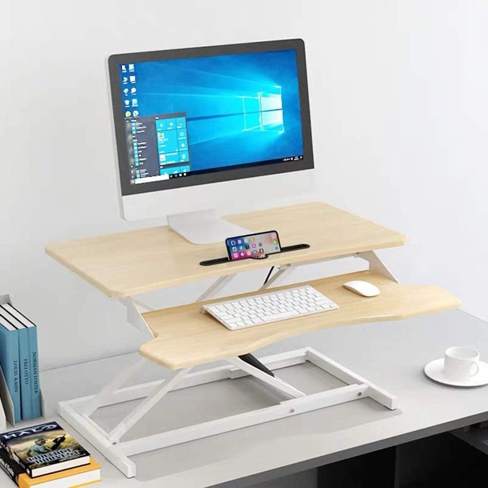 Estante Plegable for computadora portátil Altura Ajustable ...