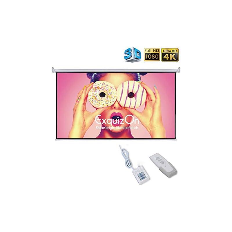 Motorized Projector Screen Remote Contro