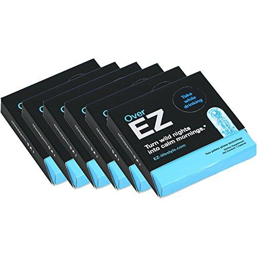 EZ Hangover Supplements Prevents hangover