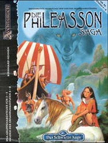 Das Schwarze Auge, Abenteuer, Nr.90, Die Phileasson-Saga