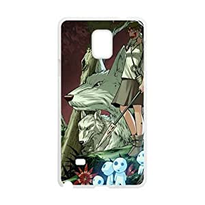 Wolves and hunter Cell Phone Case for Samsung Galaxy Note4 WANGJING JINDA