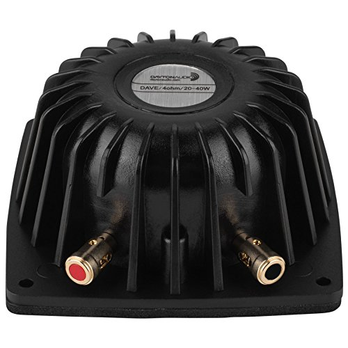 Dayton Audio DAVE Vibration Exciter Tactile Bass Shaker Transducer 20W 4 Ohm by Dayton Audio
