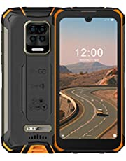 Rugged Smartphone, DOOGEE S59 Pro Android 10, 4GB+ 128GB, 16MP + 8MP Four Cameras, 10050mAh Battery, 5.71 inches HD+, IP68 Waterproof Mobile Phone, 4G Dual SIM, NFC/GPS, US Version