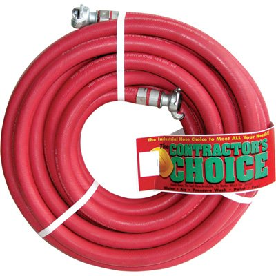 Jackhammer Hose - 3/4in. x 50ft., 300 PSI, Model# JACKHAMMER-250