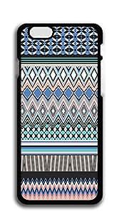 Hard Case Back Custom PC case for iphone 6plus - Aztectribal pattern.jpeg purple