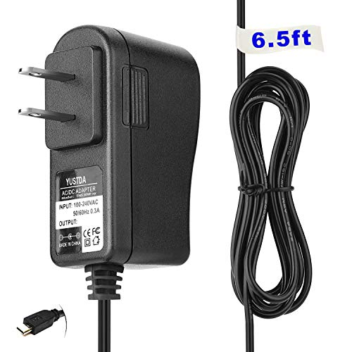 Yustda AC/DC Adapter Replacement for Ion Audio Plunge 1SP56 20W FCC ID 2AB3E-iSP56 IC 10541A-iSP56 Speaker Battery…
