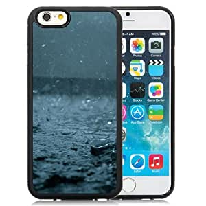 New Beautiful Custom Designed Cover Case For iPhone 6 4.7 Inch TPU With Rain And Snow Phone Case
