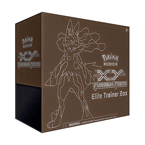 Pokemon: XY Furious Fists Elite Trainer Box by Pokémon