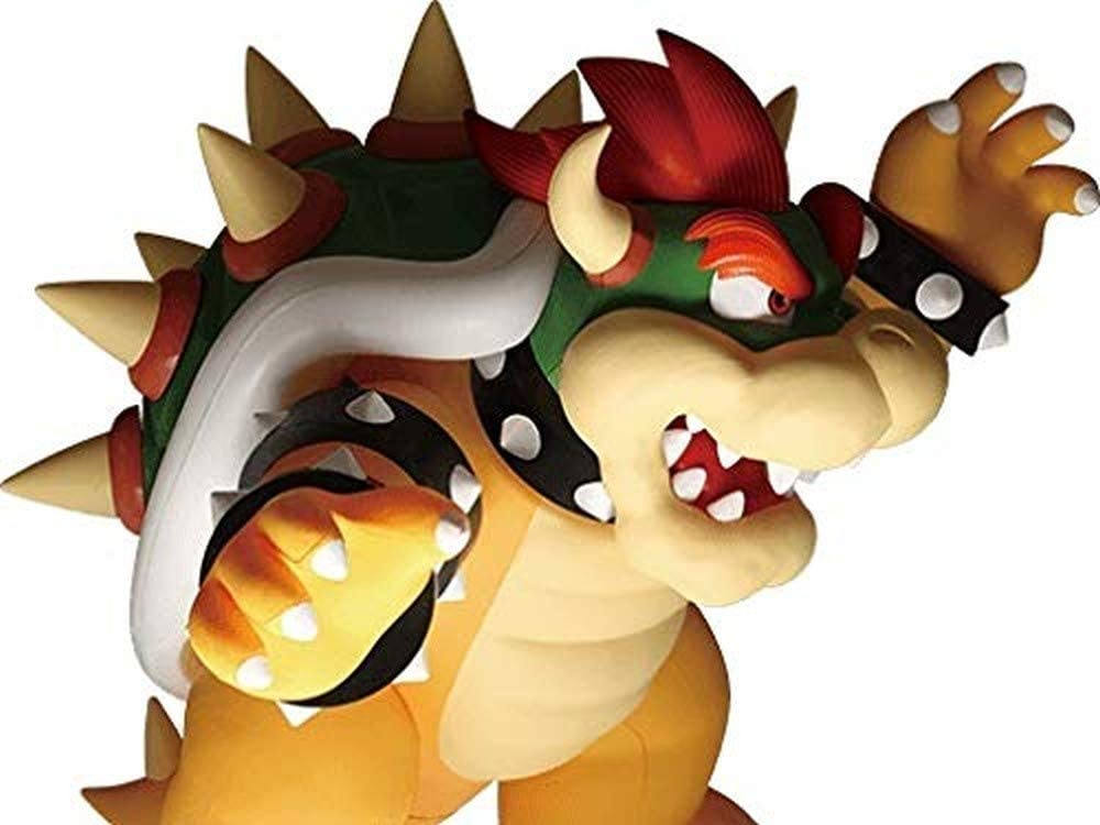 Taito Super Mario Ultra Big Action Figure Bowser Japan Figure 30cm ...