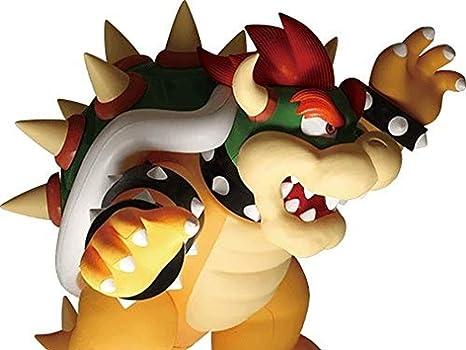 Amazon com: Taito Super Mario Ultra Big Action Figure Bowser