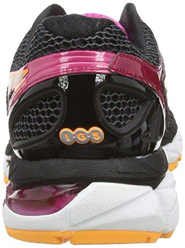 Asics Donna kayano Sportive Black 21 Gel raspberry 9091 Scarpe lightning rBXArU