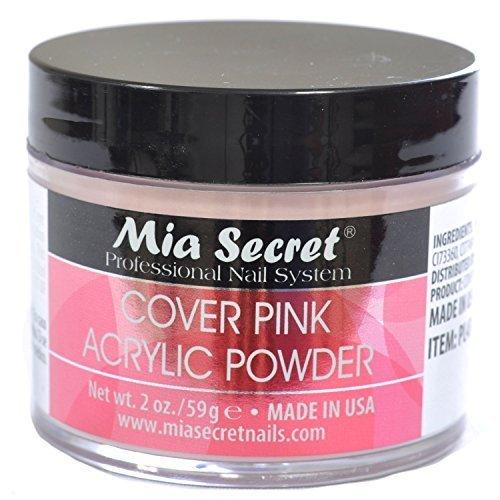 Pink Acrylic Powder - 2