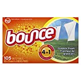 Bounce Outdoor Sheets, Fresh, 105 Count