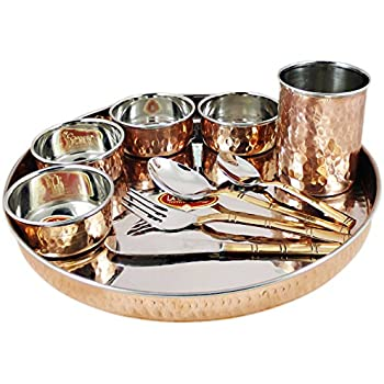 Dinnerware Set Service for 1 Dinner Plates Bowls Mugs and Cutlery Set 10 -Piece  sc 1 st  Amazon.com & Amazon.com | Dinnerware Set Service for 1 Dinner Plates Bowls Mugs ...